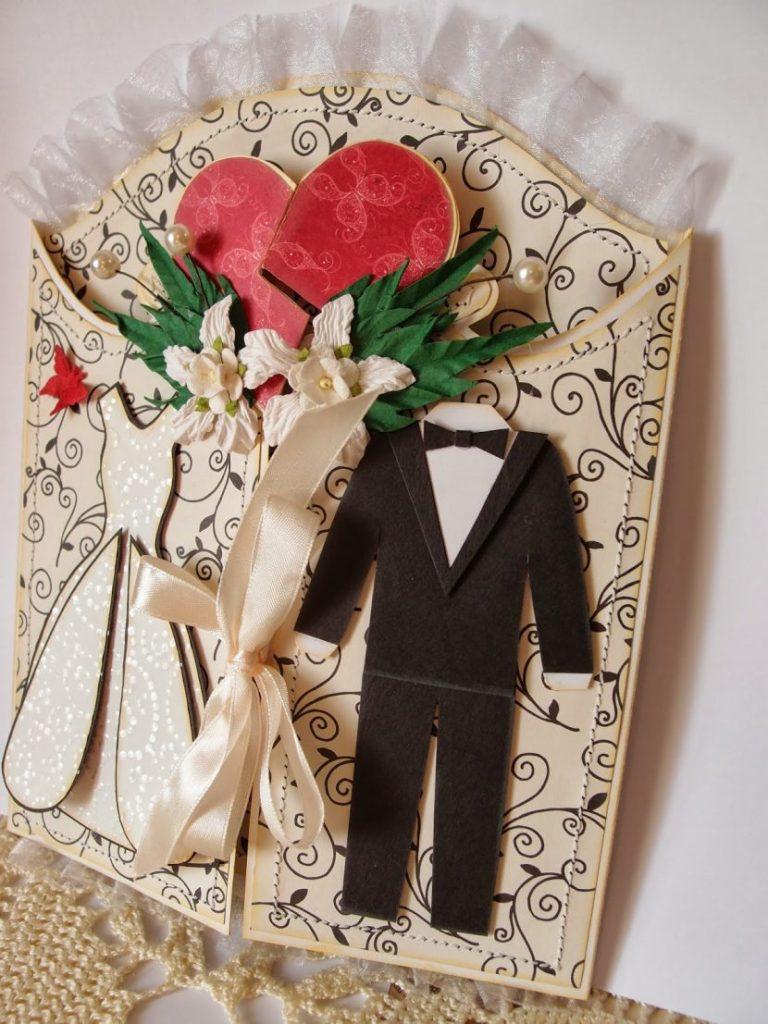 Изготовить открытки для свадьбы, смешные для