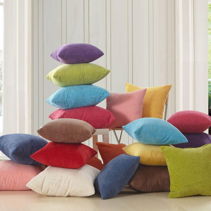 подушки для дома