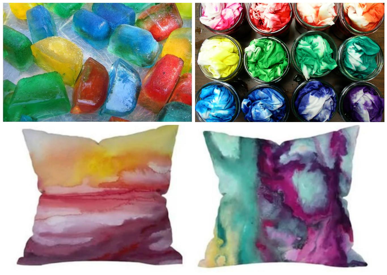 Материалы для покраски