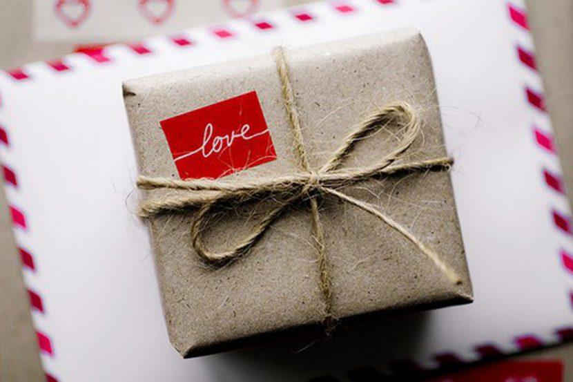 подарок для родных