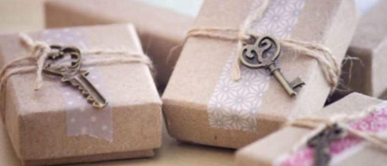 подарки разные