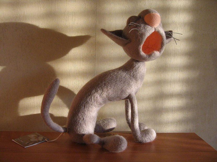 шерстяная игрушка