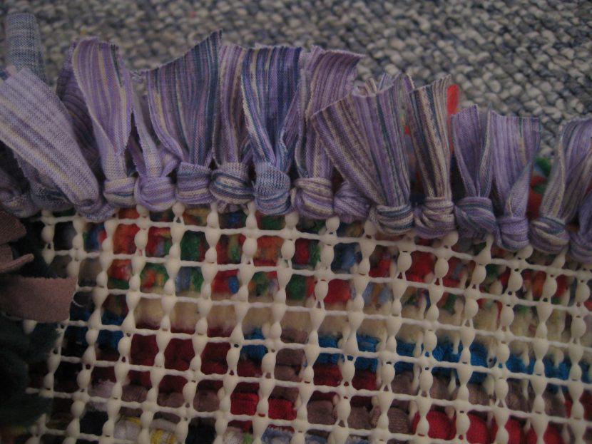 коврик на сетке