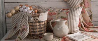 Домашний текстиль в доме