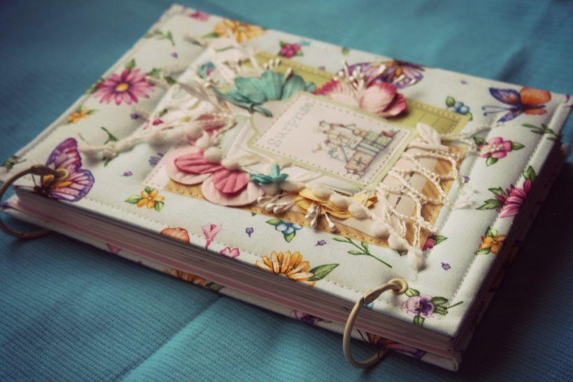 скрапбукинг книга