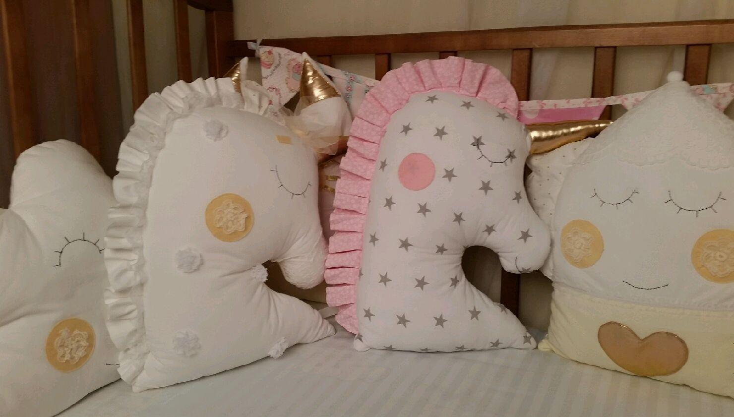 Детские подушки своими руками: выкройки, схемы, пошив 68
