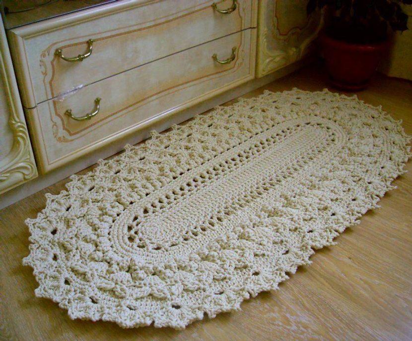 коврик в спальню